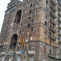 Photo taken at Divine Lorraine Hotel by Taylor H. on 8/25/2012