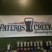 Photo taken at Pateros Creek Brewing by Katrina C. on 5/6/2012