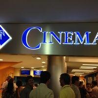 Photo taken at Cinemas Costa Dourada by Moshe C. on 6/7/2012