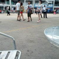 Photo taken at Plaza @ Limkokwing University of Creative Technology by Ewe K. on 8/15/2012