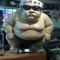Photo taken at Amerasia Sumo Sushi by John T. on 6/16/2012