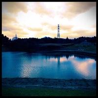 Photo taken at 亀山PA (上り) by karaage0703 on 2/12/2012