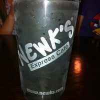 Photo taken at Newk's Express Cafe by Megan W. on 7/14/2012