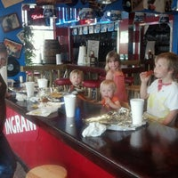 Photo taken at United Steaks Of America by Joseph M. on 5/28/2012
