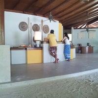 Photo taken at Anantara Veli Lobby by hch b. on 6/7/2012