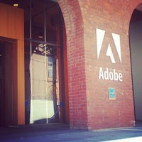 Photo taken at Adobe by sss on 4/19/2012