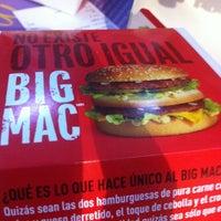 Photo taken at McDonald's by Sebastian N. on 3/2/2012