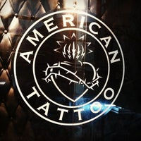 Photo taken at American Tattoo (Bond Street) by Pedro P. on 6/18/2012