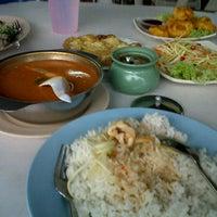 Photo taken at Tomyam Jalan Larut by Cik Era K. on 2/15/2012