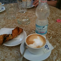 Photo taken at Caffe Vechio Borgo by Larry Z. on 6/22/2012