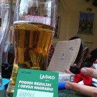 Photo taken at Carpe Diem by Tomislav T. on 6/14/2012