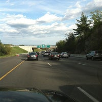 Photo taken at Route 128 by Rose D. on 5/11/2012