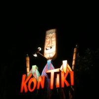 Photo taken at Kon Tiki by Leslie S. on 4/14/2012