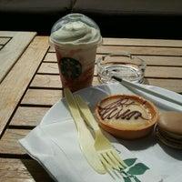 Photo taken at Starbucks by Krs . on 5/23/2012