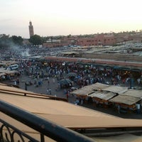 Photo taken at Marrakech by Francine P. on 6/8/2012
