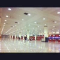 Photo taken at Terminal 2B by Francisco B. on 6/9/2012