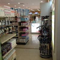 Photo taken at Farmacias Arrocha by Roberto L. on 5/10/2012