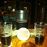 Photo taken at Sunday River Brewing Company by Courtney T. on 8/18/2012