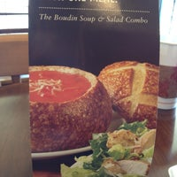 Photo taken at Boudin Bakery Café Embarcadero by Vanessa P. on 3/9/2012