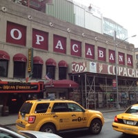 Photo taken at The Copacabana by Bill M. on 8/5/2012