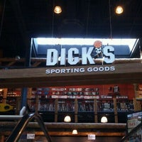 Photo taken at Dick's Sporting Goods by Stephen G. on 3/13/2012