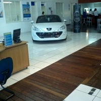 Photo taken at Champion (Peugeot) by Georgios K. on 4/3/2012