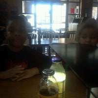 Photo taken at Green Zone Pizza by Melvina C. on 2/11/2012