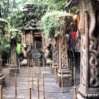 Photo taken at Indiana Jones Adventure by Bobby S. on 8/4/2012