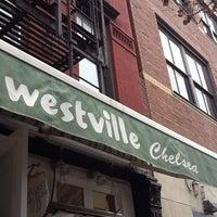 Photo taken at Westville Chelsea by Alisha O. on 7/13/2012