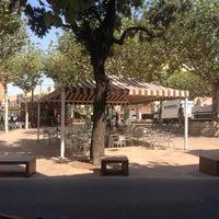 Photo taken at Plaça Del Pati by Joke V. on 9/6/2012