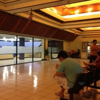 Photo taken at Supadio International Airport (PNK) by Franky S. on 8/26/2012