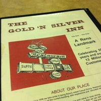 Photo taken at Gold N' Silver Inn by Joan A. on 6/7/2012