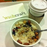 Photo taken at 'wichcraft by Noemi J. on 9/6/2012