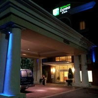 Photo taken at Holiday Inn Express & Suites Greenville-I-85 & Woodruff Rd by JJ V. on 8/5/2012