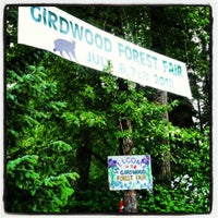 Photo taken at Girdwood Forest Fair by Kim F. on 7/7/2012