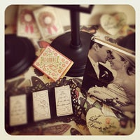 Photo taken at With Love: A Gift and Paperie by With Love G. on 9/11/2012