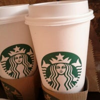 Photo taken at Starbucks Coffee by Desiree Jane A. on 3/17/2012