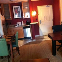 Photo taken at Residence Inn Portland Downtown/Waterfront by Morgan P. on 8/31/2012