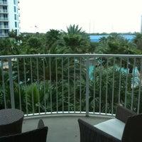 Photo taken at Palms of Destin Resort & Conference Center by Shelby K. on 2/27/2012