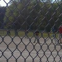 Photo taken at Wea Baseball/Softball Fields by Michelle H. on 5/23/2012