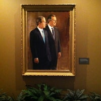 Photo taken at George Bush Presidential Library and Museum by Vincent N. on 2/28/2012