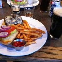 Photo taken at Jordan's Bistro & Pub by Zhen Z. on 5/9/2012