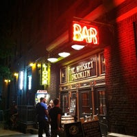 Photo taken at The Whiskey Brooklyn by Jared H. on 8/12/2012