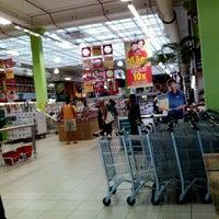 Photo taken at Ferreira Costa Home Center by Sergio B. on 5/5/2012
