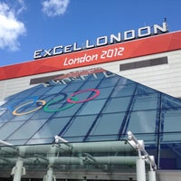 Photo taken at ExCeL London by Ina R. on 8/2/2012
