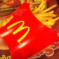 Photo taken at McDonald's & McCafé by Chaiwat C. on 7/21/2012