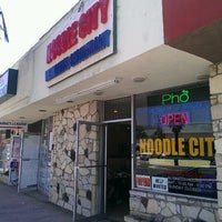 Photo taken at Noodle City by satoe n. on 5/29/2012
