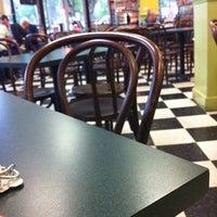 Photo taken at Carolina Cafe by Maddie on 4/18/2012