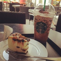 Photo taken at Starbucks Coffee by Leigh C. on 5/12/2012