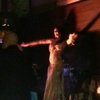 Photo taken at Sanafir Restaurant and Lounge by Andrew R. on 9/2/2012